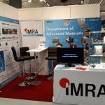 Advanced Materials : IMRA's participation at E-MRS 2019